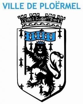 Logo ville Ploermel blason Sotrama agence