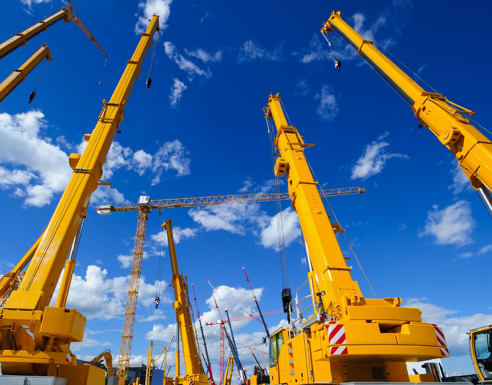 Levage et manutention : Sotrama réalise tout vos chantiers naval, industrie, pétrochimie, travaux publics, agroalimentaire.