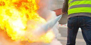 Formation incendie test entreprise feu bretagne